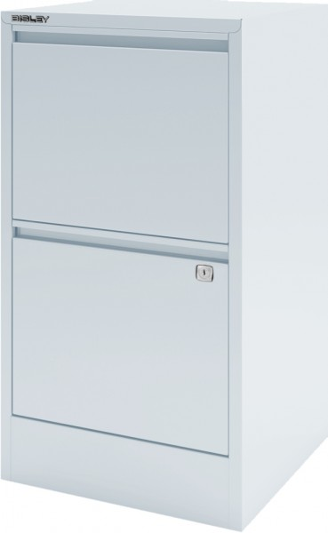 Bisley Home Filer mit Griffleiste, HF2, 2 HR Schubladen