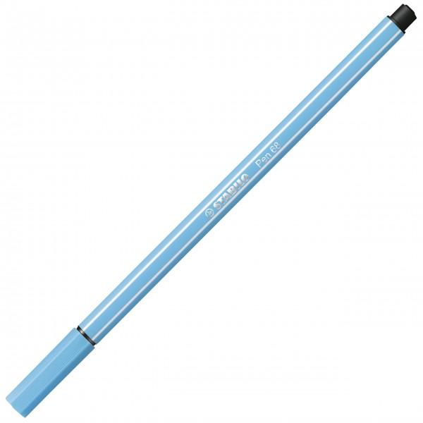 STABILO Pen 68 azurblau