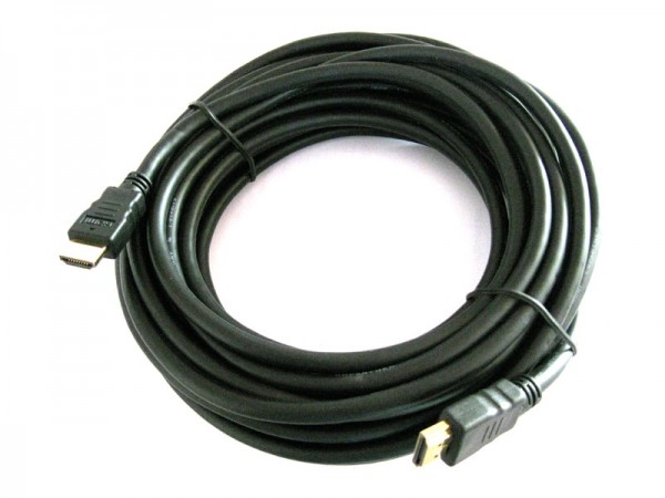 Reekin HDMI Kabel - 5,0 Meter - FULL HD (High Speed with Ethernet)