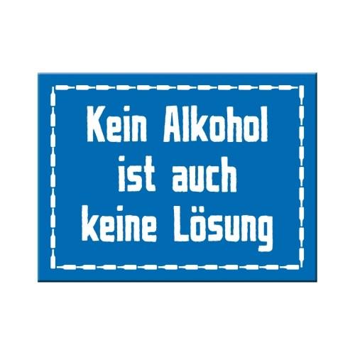 Kein Alkohol ist auch keine Lösung
