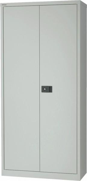 Bisley Flügeltürenschrank Universal, E782A04, 4 Fachböden, 5 OH