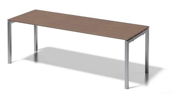 Bisley Cito, DUF2208, höhenfixes U - Gestell, Schreibtisch 2200 mm