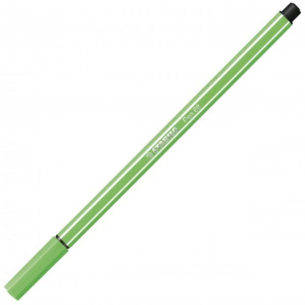 STABILO Pen 68 laubgrün