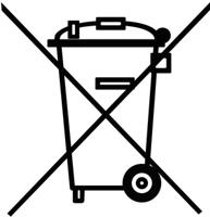 Batteriegesetz-Muelltonne