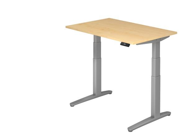 EL-Schreibtischserie Xanten-BHM alle Maße, VXBHM12,16,19,2E, Höhe 65-130cm, Gestell-Kufen wahlweise