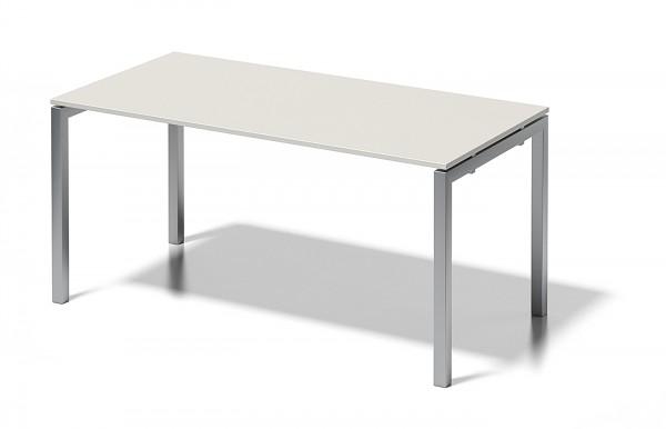 Bisley Cito, DUF1608, höhenfixes U - Gestell, Schreibtisch 1600 mm