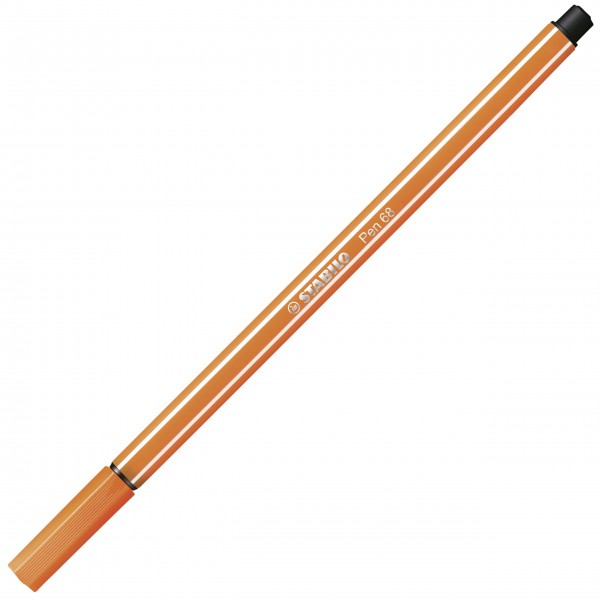 STABILO Pen 68 gelbrot