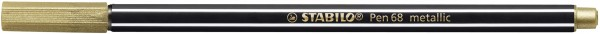 STABILO Pen 68 metallic gold