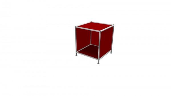 Viasit System4 Regalwürfel 1 Element 1 OH offen