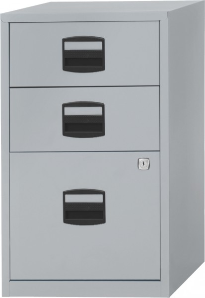 Beistellschrank PFA, SOHO, PFA3, 2 Universalschubladen, 1 HR-Schublade