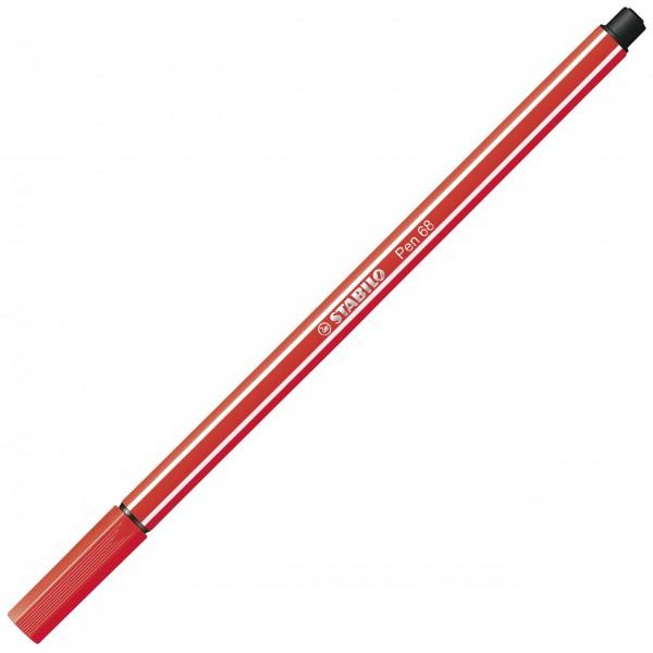 STABILO Pen 68 hellrot