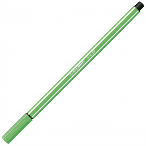STABILO Pen 68 smaragdgrün hell