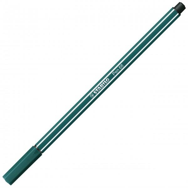 STABILO Pen 68 blaugrün
