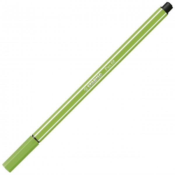 STABILO Pen 68 hellgrün