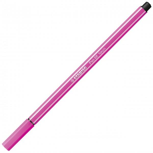 STABILO Pen 68 neonpink
