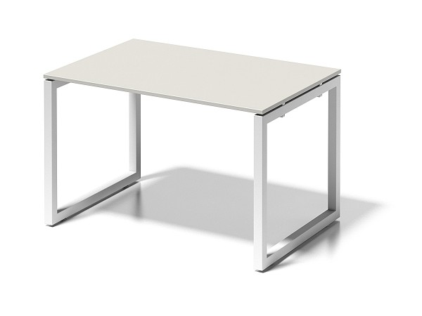 Bisley Cito, DOF1208, höhenfixes O - Gestell, Schreibtisch 1200 mm