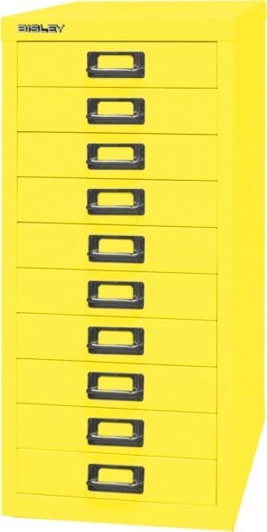 Bisley MultiDrawer, 29er Serie, L2910, DIN A4, 10 Schubladen