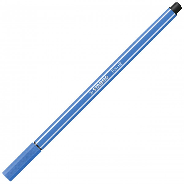 STABILO Pen 68 dunkelblau
