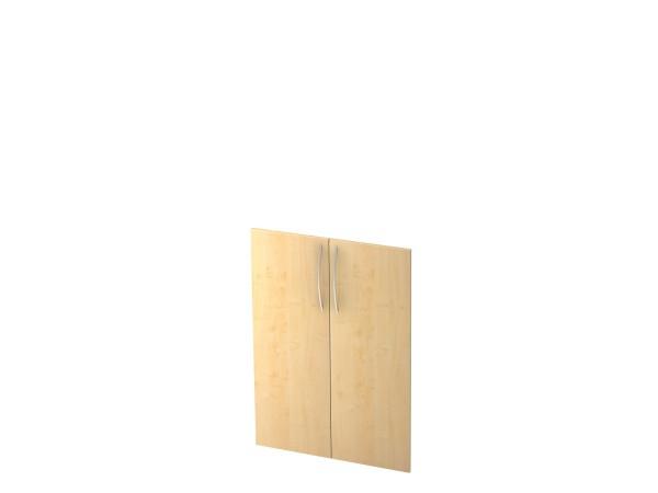 Schrankwandsystem Basic, V455T/*, Font 3 OH, Breite 80cm, Tiefe 2 cm, Höhe 114,4 cm, mit Bügelgriff