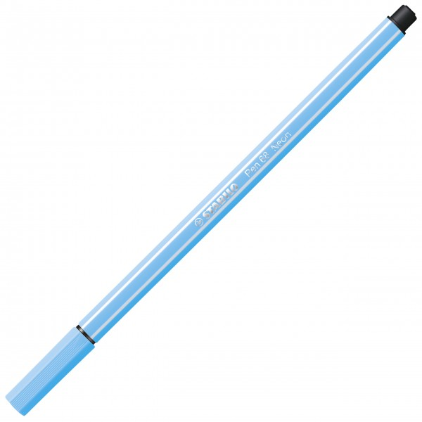 STABILO Pen 68 neonblau