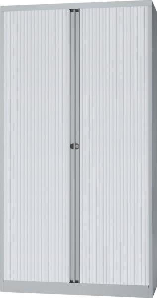 Bisley Rollladenschrank EuroTambour, ET412194S, 4 Fachböden, 5 OH