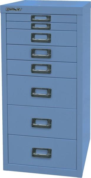 Bisley MultiDrawer, 29er Serie, L298, DIN A4, 8 Schubladen