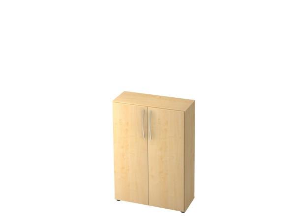 Schrankwandsystem Basic, V4550-*, Breite 80cm, Tiefe 35 cm, Höhe 114,4 cm, Schrank 3 OH