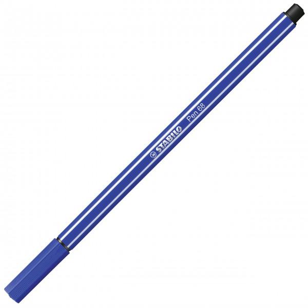STABILO Pen 68 ultramarinblau