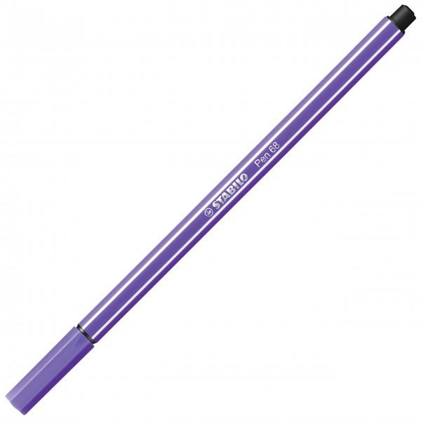 STABILO Pen 68 violett